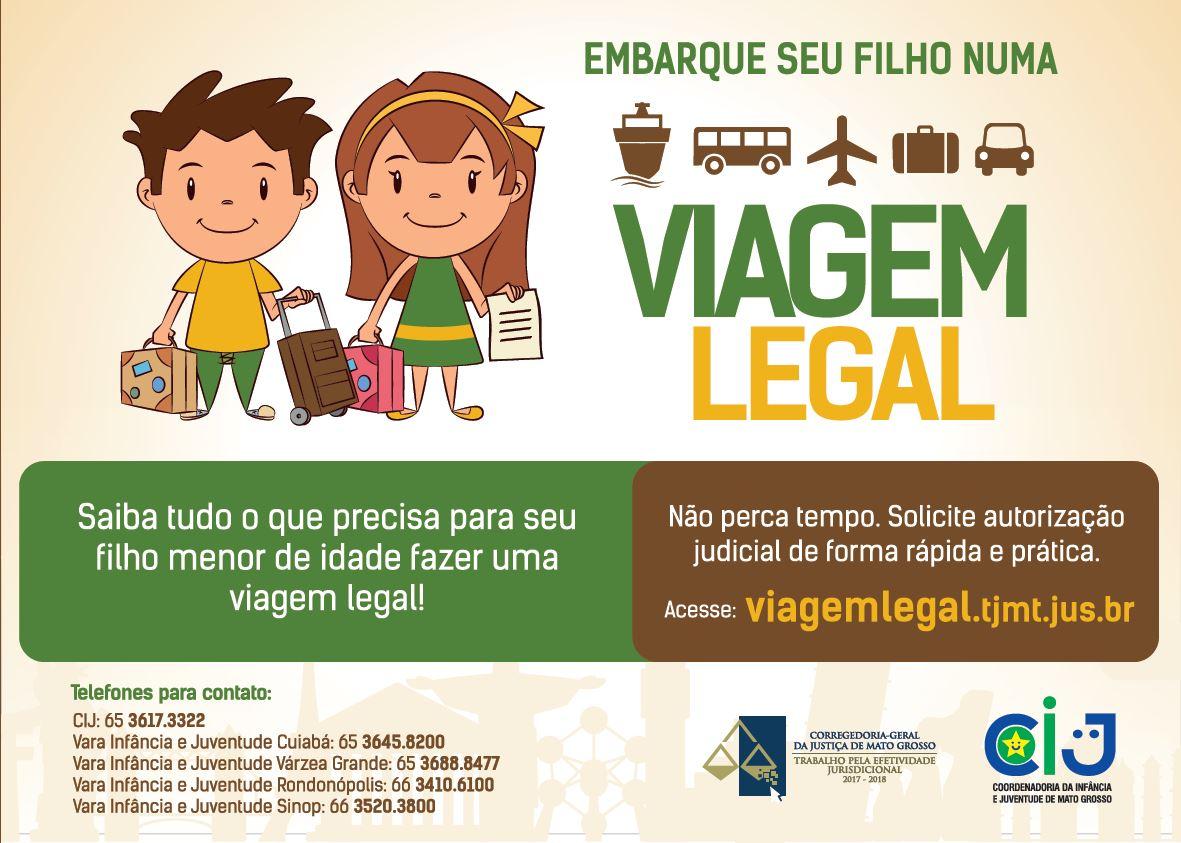 Conheça Regras De Autorização Judicial Para Viajar