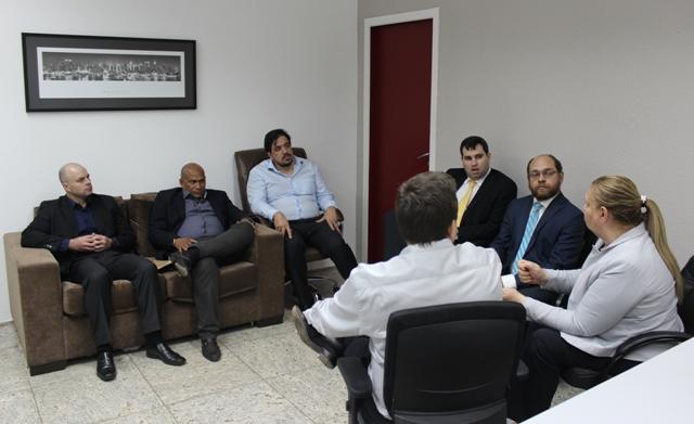 Minist rio da justi a elogia projeto de mt for Intranet ministerio interior